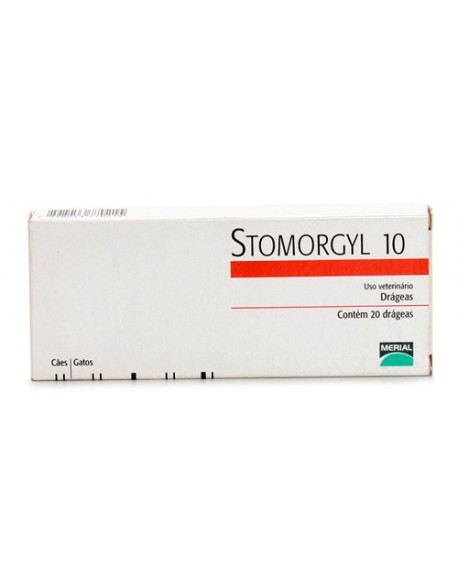 Stomorgyl 10mg - 20 Comprimate