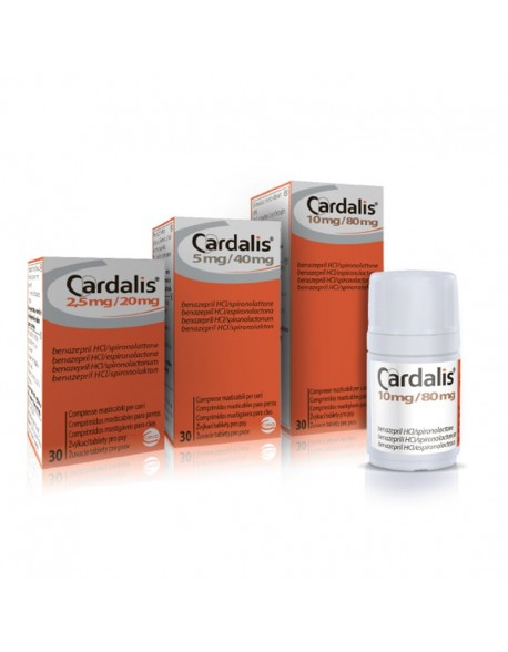 Cardalis 10mg - 80mg - 30 Tablete