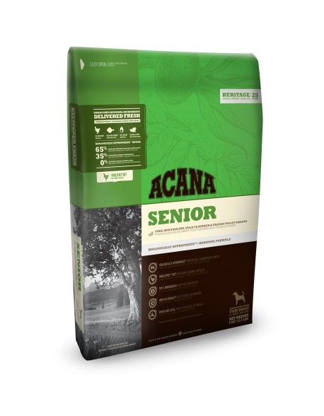 Acana Heritage Senior Dog 11,4kg