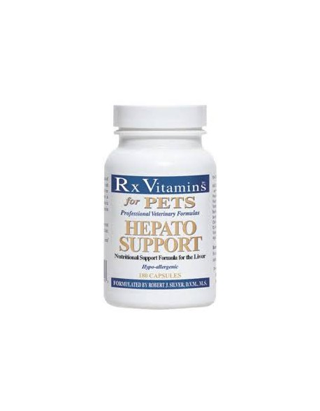 RX Hepato Support 180 Capsule