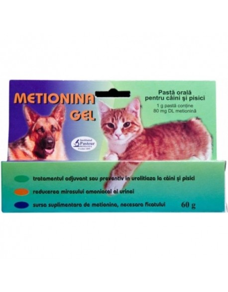 Metionina Gel 50gr