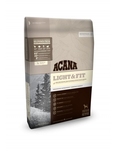 Acana Heritage Light & Fit 11,4kg