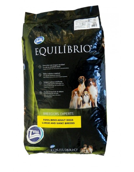Equilibrio Adult Dog Large and Giant Breeds 25kg