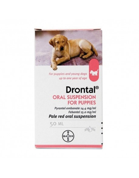 Drontal Puppy - 50 ml