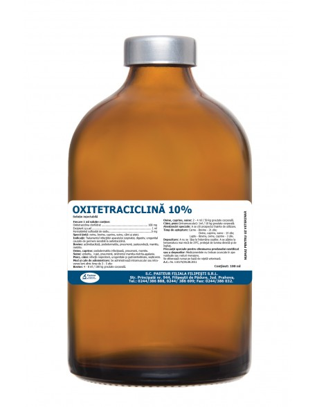 Oxitetraciclina FP 10% 100ml