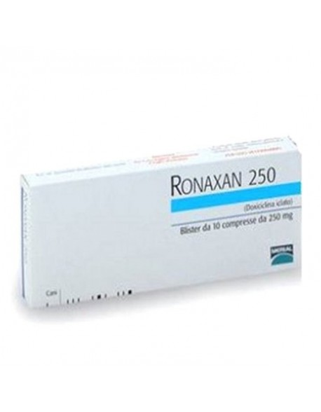 Ronaxan 250mg - 10 Tablete