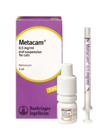 Metacam Suspensie Orala 3ml