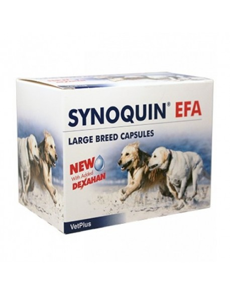 Synoquin EFA Large Breed - 30 Tablete