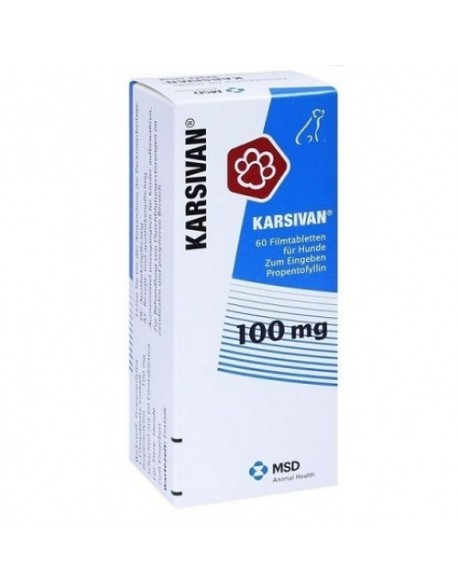 Karsivan 100mg - 60 Tablete