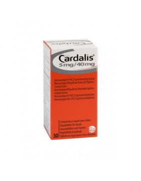 Cardalis 5mg - 40mg - 30 Tablete