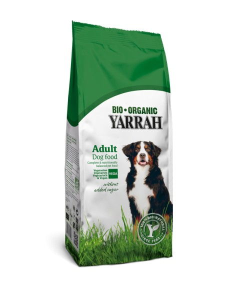 Yarrah Adult Vegetarian Dog - 10kg
