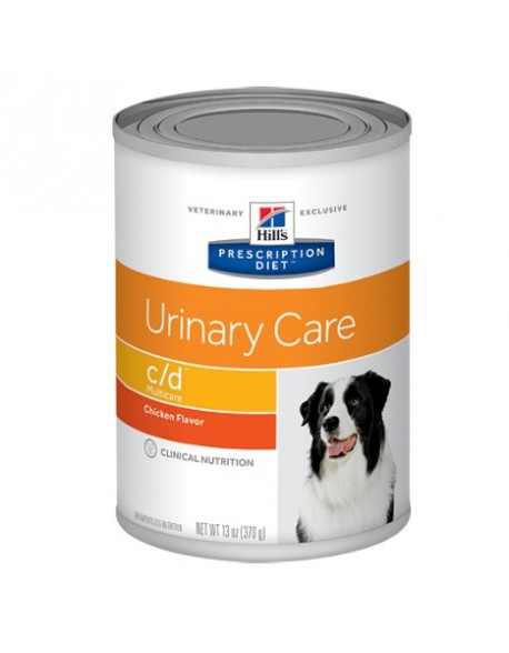 Hill's Urinary Care C/D cu Pui - 370gr
