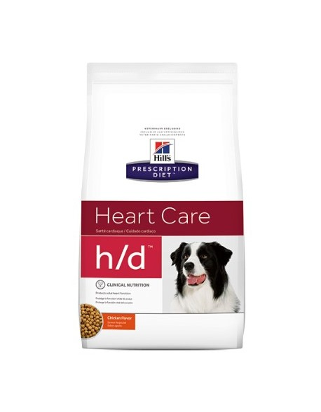 Hill's PD Canine H/D cu Pui si Curcan - 5kg