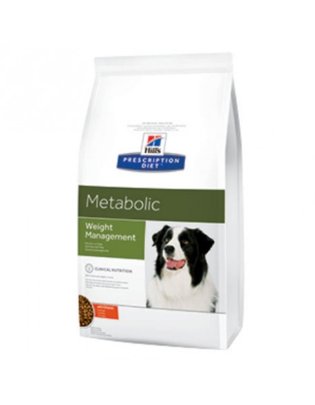 Hill's Metabolic Dog -12kg