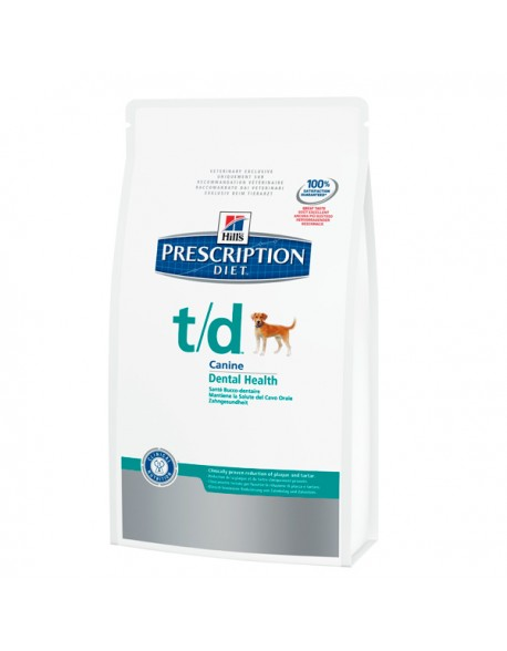 Hill's PD Canine T/D - 10kg