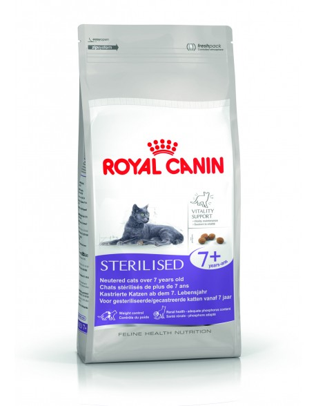 Royal Canin Sterilised 7+ - 1,5kg