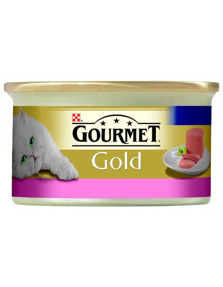 Gourmet Gold Mousse Cat cu Vita 85gr