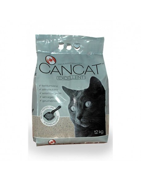 Nisip CanCat Excellent 8kg