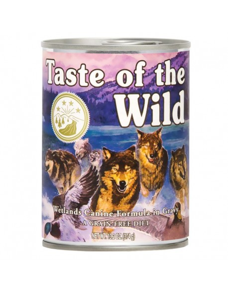 Taste Of The Wild Wetlands Conserva 390gr
