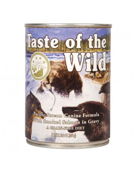Taste Of The Wild Pacific Stream Conserva 390gr