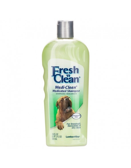 Fresh'N Clean Medi-Clean Shampoo 533ml