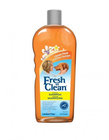 Fresh'N Clean Scented Shampoo 533ml