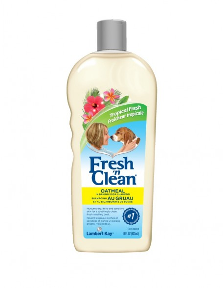 Fresh'N Clean Baking Soda Shampoo 533ml