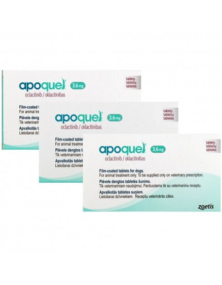 Apoquel 3,6mg 20 Tablete