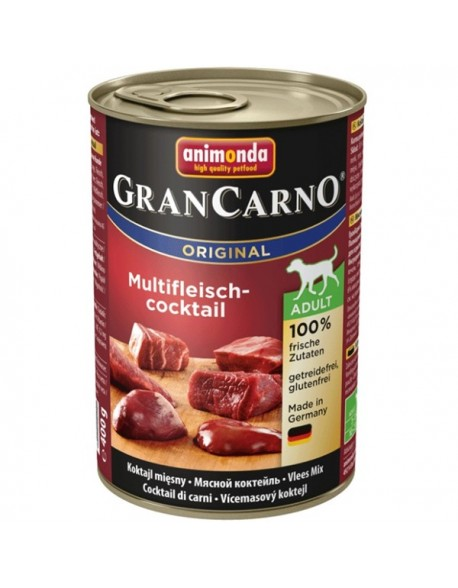 Grancarno Adult Cocktail de Carne 400gr