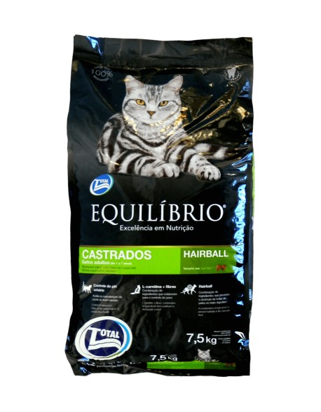 Equilibrio Cat Castrate 7,5kg