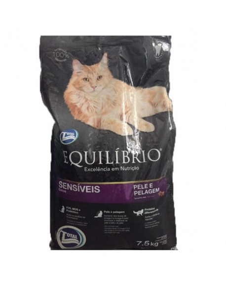 Equilibrio Cats Sensitive 7,5kg