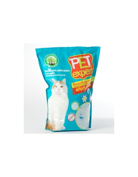 Pet Expert Nisip Silicatic 7,6 L