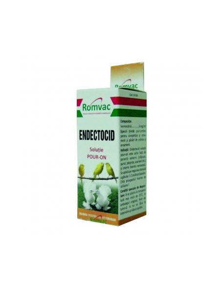Endectocid Spot-On 10ml