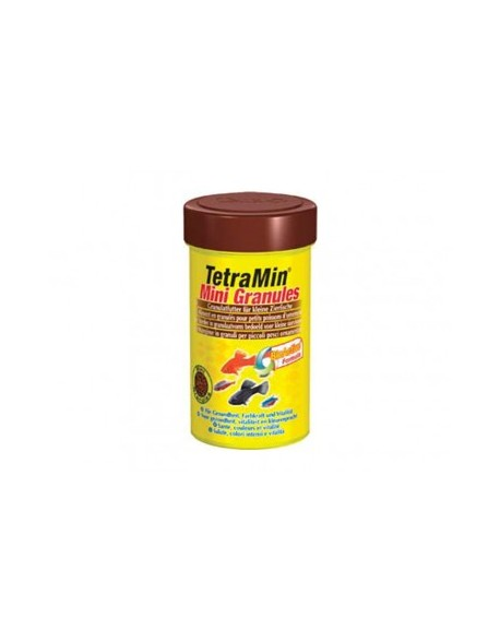 TETRAMIN MINI GRANULE 100ml