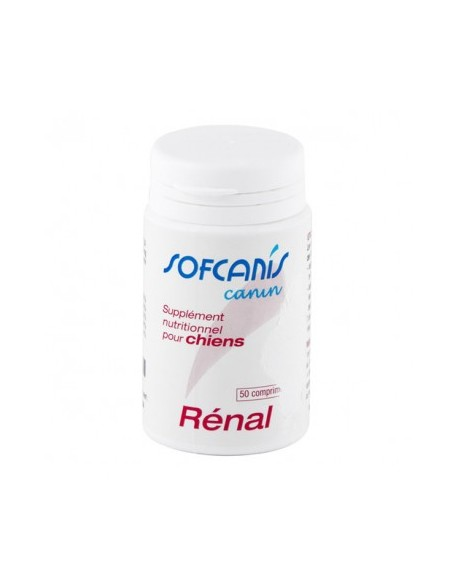 Sofcanis Renal dog Chien 50
