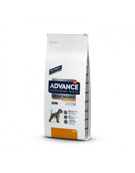 Advance Dog Weight Balance Medium - Maxi, 15 kg