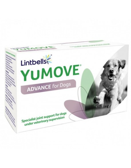 YuMOVE Advance for Dogs, 120 tablete