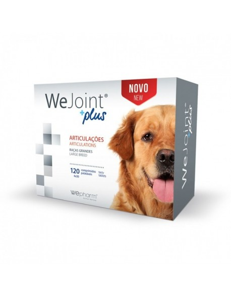 WeJoint Plus Large Breeds, 30 tablete