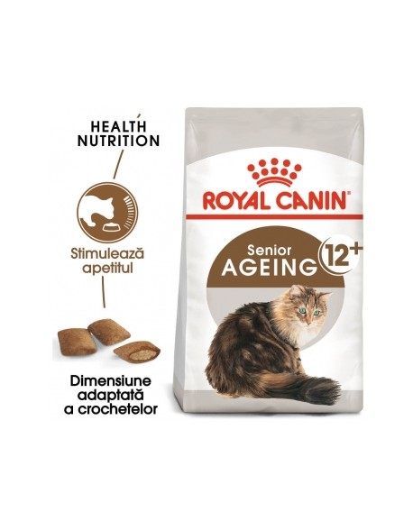 Royal Canin Age Ing 12+ - 400gr