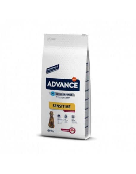 Advance Dog Adult Miel si Orez 12kg