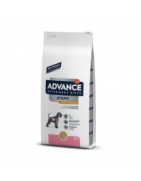 Advance Dog Atopic No Grain cu Iepure, 12 kg