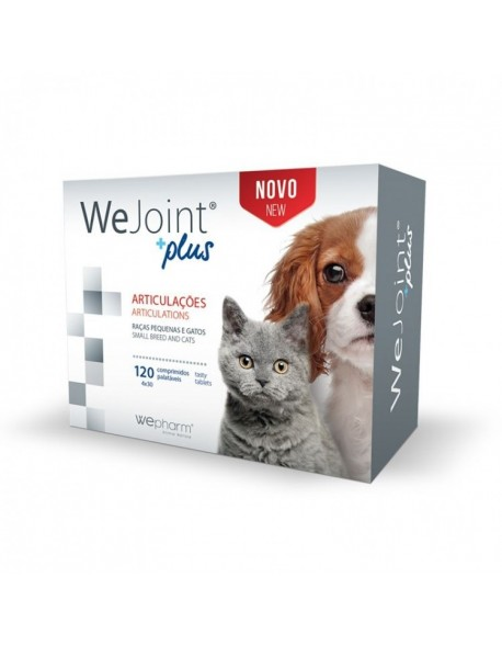 WeJoint Plus Small Breeds and Cats, 30 tablete