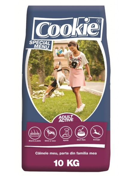 Cookie Special Menu Active 10kg