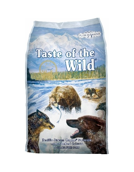 Taste of the Wild - Pacific Stream Adult- 13 kg