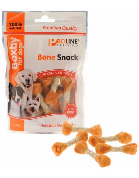 Proline Bone Snacks Pui 100g