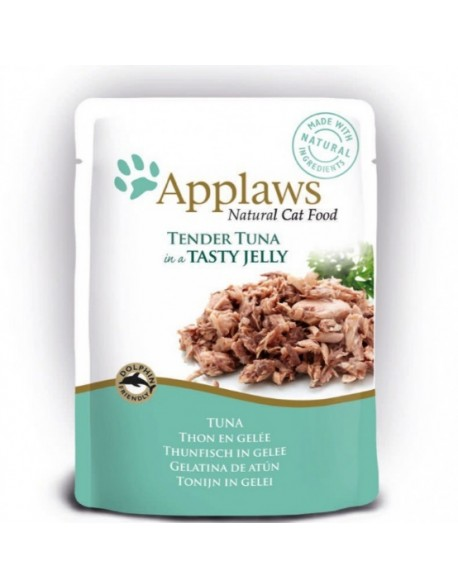 Applaws Cat Adult File de Ton in Aspic 70g