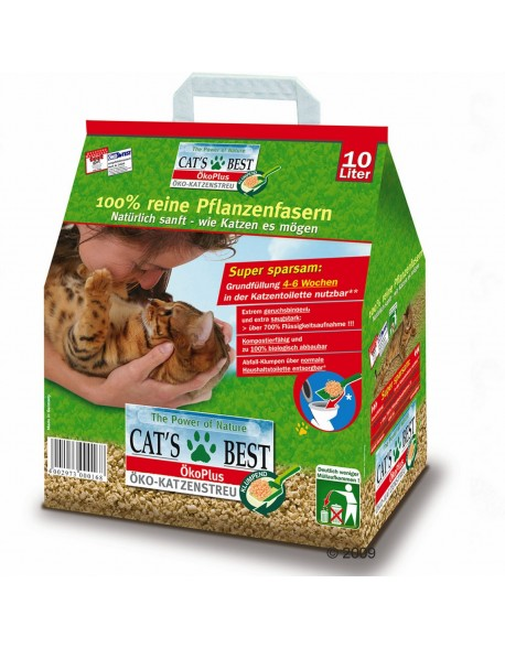 Nisip Cat'S Best Oko Plus 5L