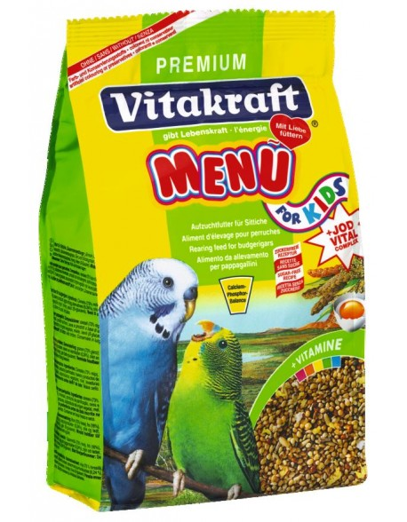 Meniu Perusi Junior Vitakraft 500g